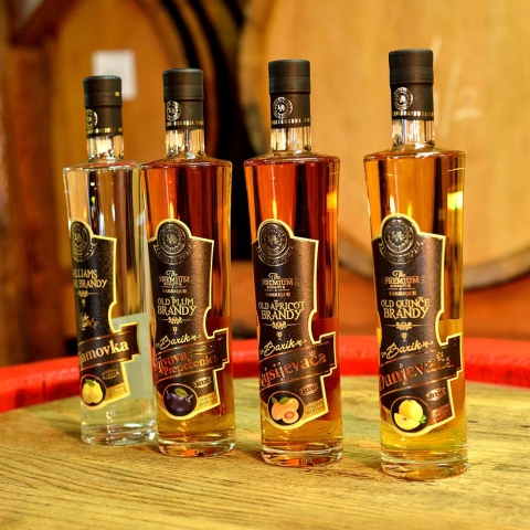 Barrique Brandy