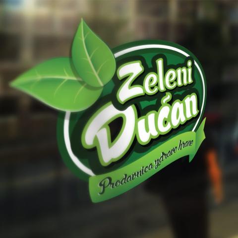 Zeleni Ducan