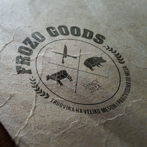 Frozo Goods Logo